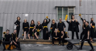 Театр «Гармидер» проведе резиденцію документального театру у Луцьку