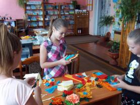 У Піблічній бібліотеці Любешівської селищної ради