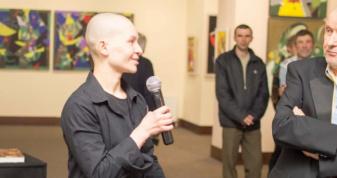 Музей сучасного українського мистецтва Корсаків запрошує на відкриття проєкту львівської мисткині