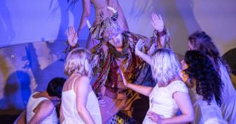 Театр «ГаРмИдЕр» розпочне новий сезон виставою про Трипілля