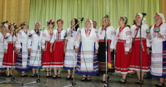 У Шацьку аматори сцени підтверджували звання «народний колектив»
