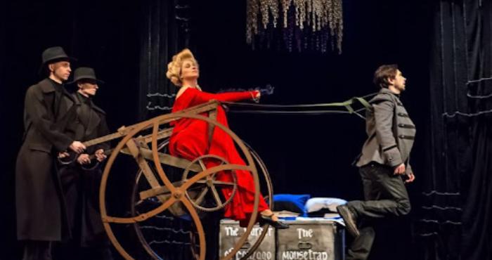 «Гамлет» Рівненського муздрам театру