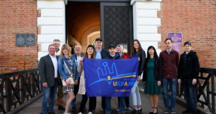 Команда ViaRegia Ukraine