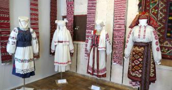 Вбрання Полісся. Фотоілюстрація