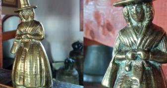 Новий дзвоник у Луцькому музеї