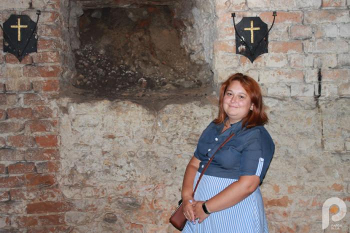 У підзимеллях монастиря капуцинів