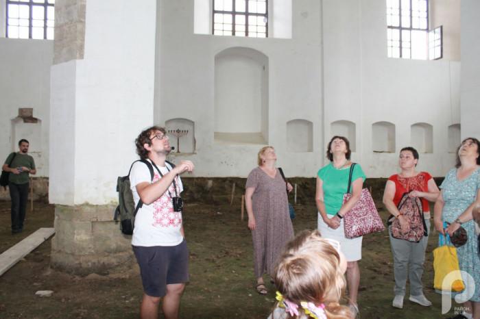 У Великій синагозі